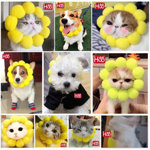 Load image into Gallery viewer, Costumes, Sunflower, Easy Put on/Take Off, XS-S-M-L-Overseas-Bella's PetStor