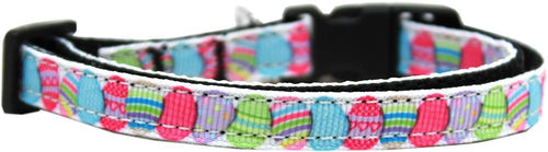 Easter Egg Nylon Ribbon Cat Safety Collar-Easter-Bella's PetStor