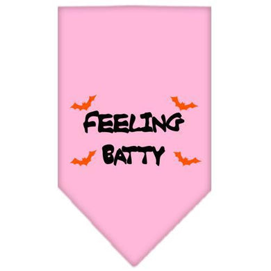 Feeling Batty Screen Print Bandana-Dog Clothing-Bella's PetStor