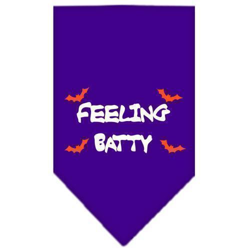 Feeling Batty Screen Print Bandana-Holidays-Bella's PetStor