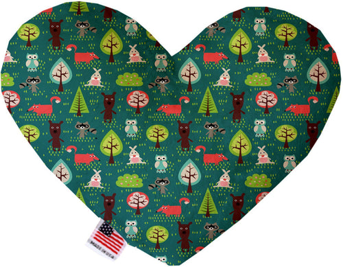 Forest Follies Inch Heart Dog Toy-More-Bella's PetStor