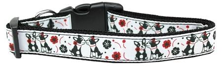 French Love Nylon Cat Collar-DOGS-Bella's PetStor