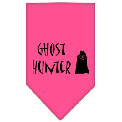 Ghost Hunter Screen Print Bandana-Dog Clothing-Bella's PetStor