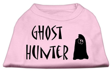 Ghost Hunter Screen Print Shirt-Holidays-Bella's PetStor