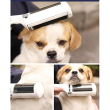 Load image into Gallery viewer, Grooming Comb, Case Included, Adjustable, Flexible, Dogs Cats-Pet Accessories-Bella's PetStor
