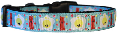 Happy Bacon Nylon Cat Safety Collar-Dog Collars-Bella's PetStor
