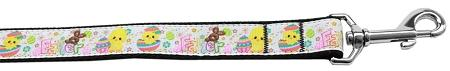 Happy Easter Nylon Dog Leash Inch Wide Long-Easter-Bella's PetStor