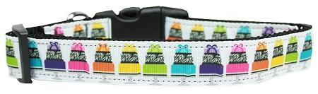 Have Your Cake Nylon Dog Collar Medium Narrow-Dog Collars-Bella's PetStor