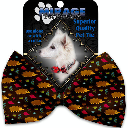 Hedgehogs Pet Bow Tie Collar Accessory With Velcro-Bow Ties-Bella's PetStor