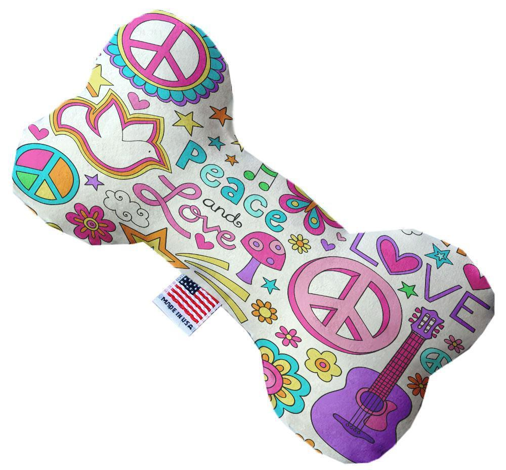 Hippy Love Inch Bone Dog Toy-Made in the USA-Bella's PetStor