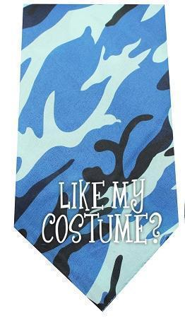 Like My Costume Screen Print Bandana-Dog Clothing-Bella's PetStor