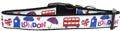 London Town Nylon Cat Collar-Dog Collars-Bella's PetStor