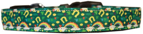 Lucky Puppy Charms Nylon Cat Safety Collar-Dog Collars-Bella's PetStor
