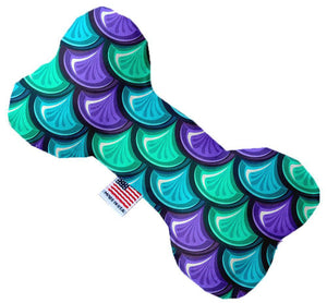 Mermaid Scales Inch Canvas Bone Dog Toy-Made in the USA-Bella's PetStor