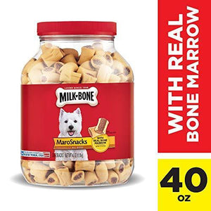Milk-Bone MaroSnacks-dog treats-Bella's PetStor