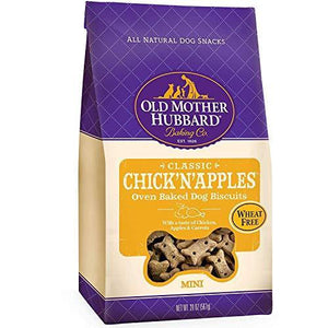 Old Mother Hubbard Treats-dog treats-Bella's PetStor