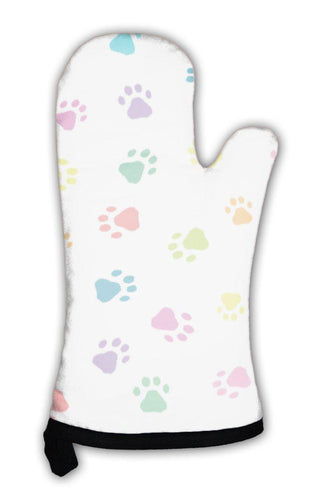 Oven Mitt, Patterns With Prints Of Animals-Oven Mitt-Bella's PetStor