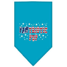 Load image into Gallery viewer, Pawtriotic Pup Screen Print Bandana-Dog Clothing-Bella's PetStor