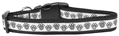 Peace Paw Nylon Cat Collar-Dog Collars-Bella's PetStor
