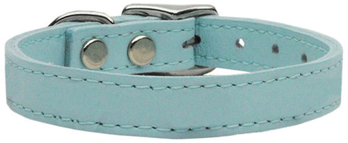 Plain Leather Collars-Dog Collars-Bella's PetStor