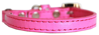 Premium Plain Cat Safety Collar Size-Cat Collars-Bella's PetStor
