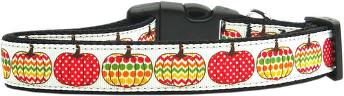 Pretty Pumpkins Nylon Collar-DOGS-Bella's PetStor