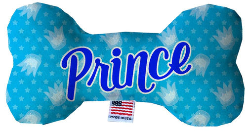 Prince Stuffing Free Inch Bone Dog Toy-Made in the USA-Bella's PetStor