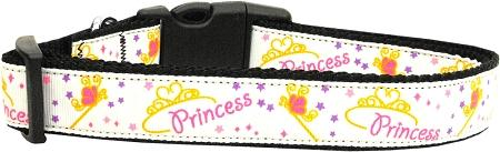 Princess Nylon Dog Collar-DOGS-Bella's PetStor