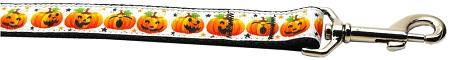 Pumpkin Parade Nylon Dog Leash Inch Wide Long-DOGS-Bella's PetStor