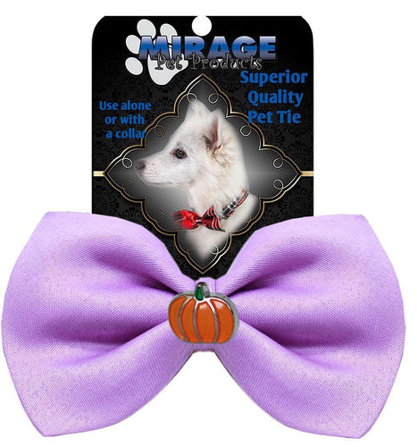 Pumpkin Widget Pet Bowtie-Bow Ties-Bella's PetStor