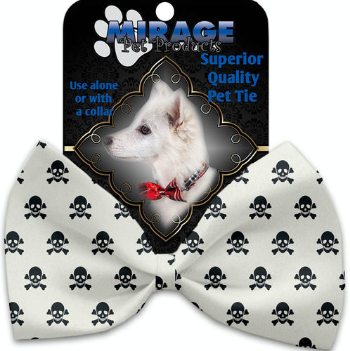 Pure Poison Pet Bow Tie Collar Accessory With Velcro-Holidays-Bella's PetStor
