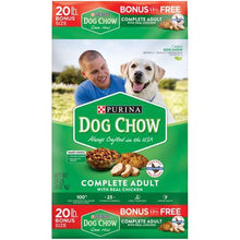 Load image into Gallery viewer, Purina Dog Chow, Dry Dog Food, Complete Adult With Real Chicken-Dog Food-Bella's PetStor