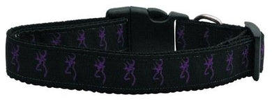 Purple Deer Nylon Cat Collar-Dog Collars-Bella's PetStor