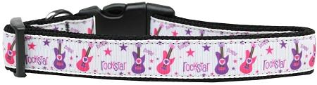 Rockstar Nylon Cat Collar-Dog Collars-Bella's PetStor