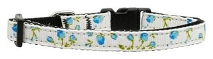 Roses Nylon Ribbon Collar-DOGS-Bella's PetStor