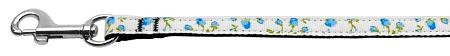 Roses Nylon Ribbon Leash Wide Long-DOGS-Bella's PetStor