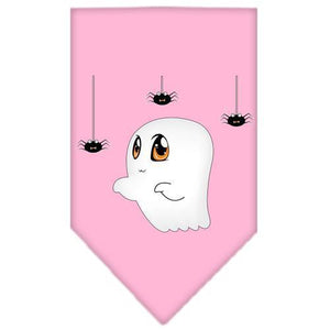 Sammy The Ghost Screen Print Bandana-Holidays-Bella's PetStor