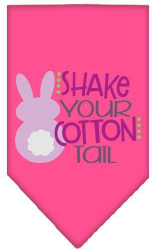 Shake Your Cotton Tail Screen Print Pet Bandana-Bandana-Bella's PetStor