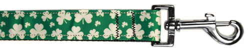 Shamrocks Nylon Pet Leash By-Dog Collars-Bella's PetStor