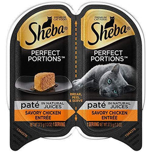 SHEBA PERFECT PORTIONS-Cat Food-Bella's PetStor