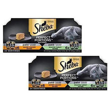 Load image into Gallery viewer, SHEBA PERFECT PORTIONS-Cat Food-Bella's PetStor