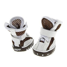 Load image into Gallery viewer, Shoes, Sneaker, 100% Cotton, Whi, XS-S-M-L-XL-Overseas-Bella's PetStor