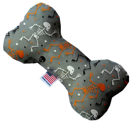 Skeletons Dancing Inch Canvas Bone Dog Toy-Made in the USA-Bella's PetStor