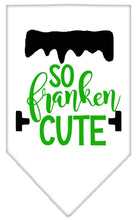 Load image into Gallery viewer, So Franken Screen Print Bandana-Holidays-Bella's PetStor