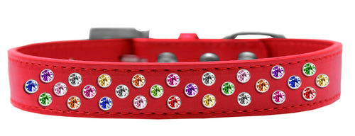 Sprinkles Dog Collar Confetti Crystals Size-Dog Collars-Bella's PetStor