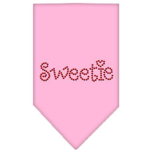 Sweetie Rhinestone Bandana-Dog Clothing-Bella's PetStor