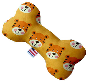 Tally The Tiger Inch Bone Dog Toy-Made in the USA-Bella's PetStor