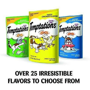 TEMPTATIONS, Classic Treats-cat treats-Bella's PetStor
