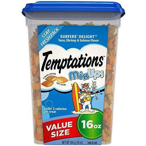 TEMPTATIONS, MixUps-cat treats-Bella's PetStor