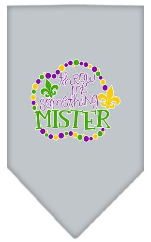 Throw Me Something Screen Print Mardi Gras Bandana-Mardi Gras-Bella's PetStor